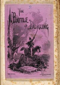 The Battle of Dorking cover