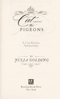 Cat among the Pigeons cover
