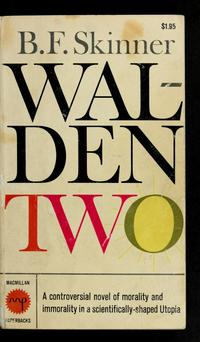 Walden Two cover