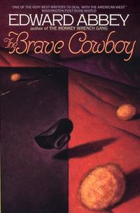 The Brave Cowboy cover