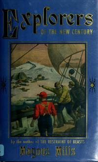 Explorers of the New Century cover