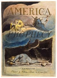 America, a Prophecy cover