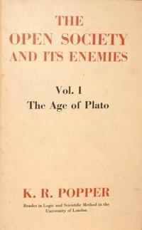 The Open Society and Its Enemies cover