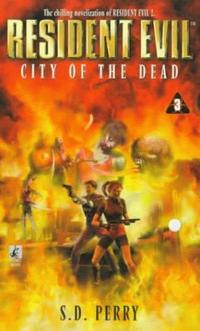 Resident Evil: City of the Dead cover