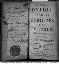 Heroides cover