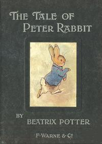 The Tale of Peter Rabbit cover