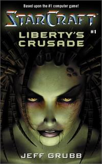 StarCraft: Liberty's Crusade cover