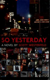 So Yesterday cover