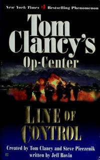 Tom Clancy's Op-Center cover