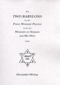 The Two Babylons cover