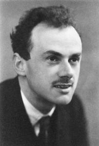 Paul Dirac cover