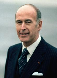 Valéry Giscard d'Estaing cover