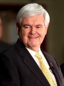 Newt Gingrich cover