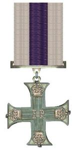 Military Cross cover