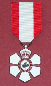 member of the Order of Canada cover