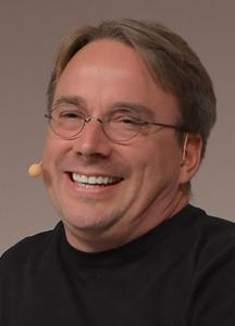 Linus Torvalds cover