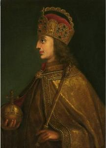 Louis IV cover