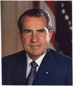 Richard Nixon cover