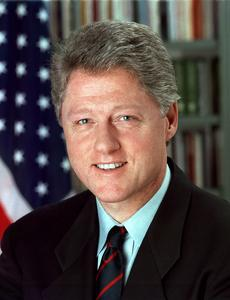Bill Clinton cover