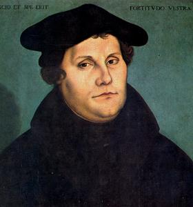 Martin Luther cover