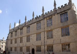Bodleian Libraries cover