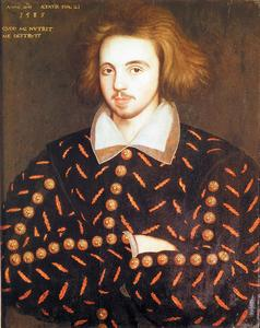 Christopher Marlowe cover