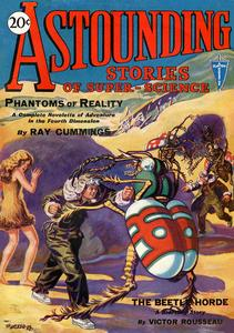 Analog Science Fiction and Fact cover