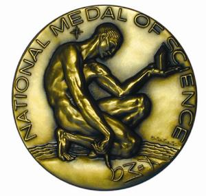 National Medal of Science cover
