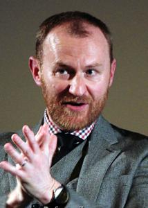 Mark Gatiss cover