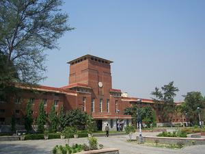 University of Delhi cover