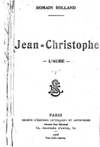 Jean-Christophe cover