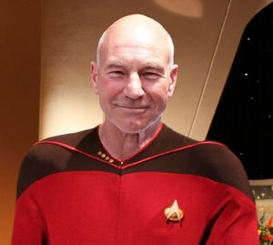 Jean-Luc Picard cover