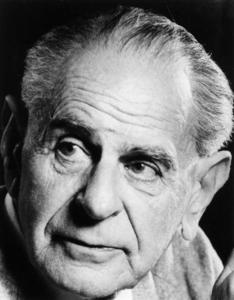 Karl Popper cover