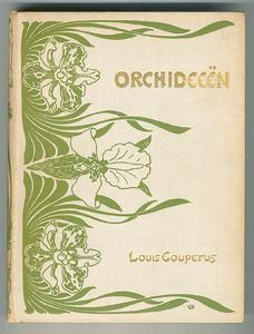 Orchids, a collection of prose and poetry cover