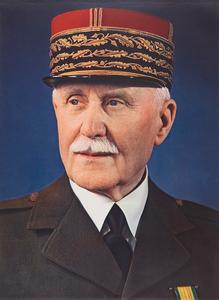 Philippe Pétain cover