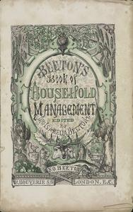 Mrs Beeton's Book of Household Management cover