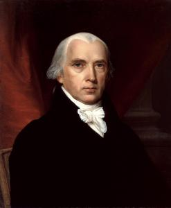 James Madison cover