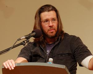 David Foster Wallace cover
