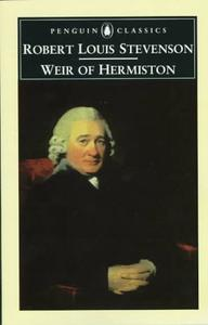 Weir of Hermiston cover