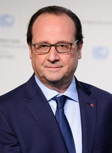François Hollande cover